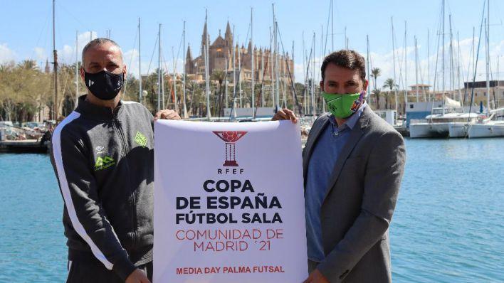 """Tirado: """"No vamos a la Copa de España para hacer un buen papel, vamos para intentar ganarla"""""""