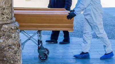 Las muertes aumentan un 13,4 por ciento en Baleares en las diez primeras semanas del año comparadas con 2020