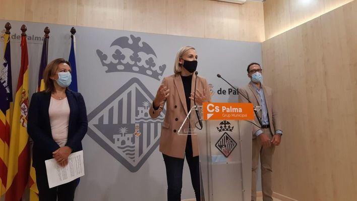 Cs pide que se aumente la presencia policial en varios barrios de Palma