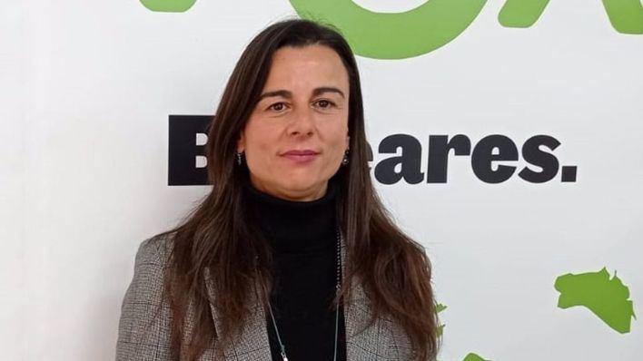 Montse Amat deja su concejalía en Cort para encabezar la Organización Intermunicipal Nacional de Vox
