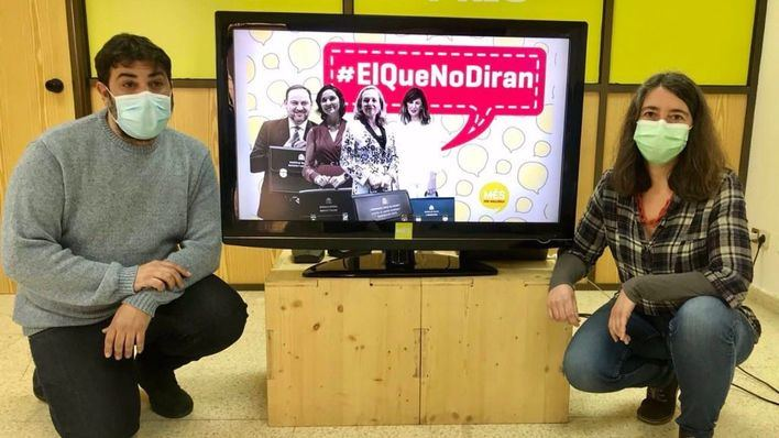 Més recibirá a los ministros socialistas que visitarán Baleares con una campaña sobre sus