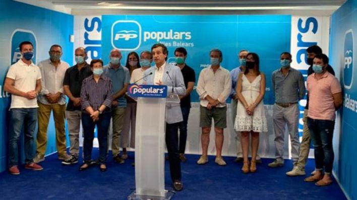 Los alcaldes del PP exigen a Armengol que consensúe la desescalada con los municipios