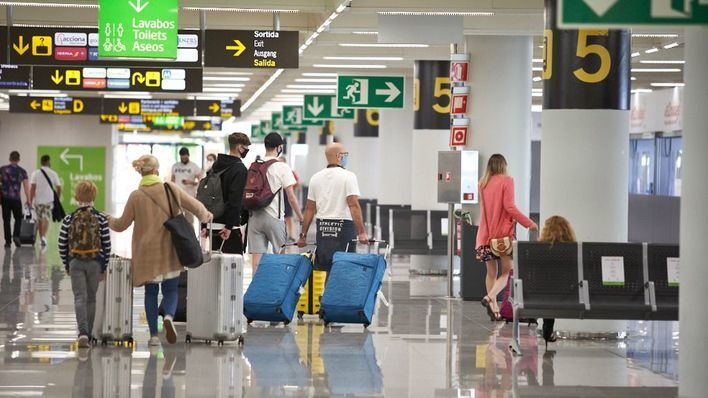 Alemania exige desde este fin de semana un test a los viajeros que regresen en avión