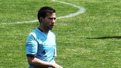 De la Fuente Ramos, árbitro 'talismán' del Real Mallorca: 71,43 por ciento de victorias