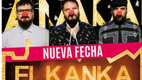 El Kanka actúa en el Trui Teatre de Palma el próximo 16 de abril en su nueva gira nacional