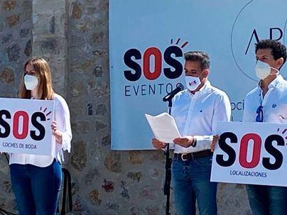 Nace SOS Eventos, el grito de auxilio de los profesionales del sector nupcial
