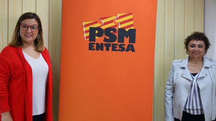 Bel Busquets obtiene la reelección como secretaria general de PSM-Entesa