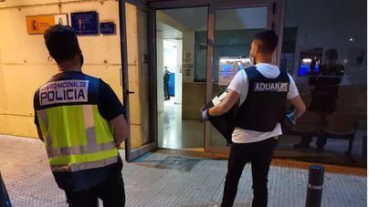 Seis detenidos y medio kilo de cocaína incautado en Son Servera