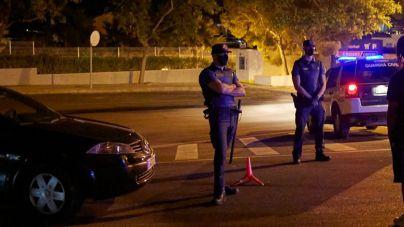 Pillado con 81 gramos de cocaína en un control policial en Calvià
