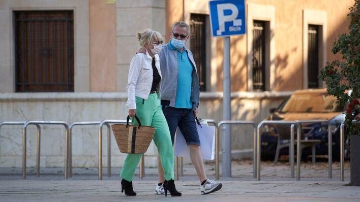Los alemanes llegados a Mallorca en Semana Santa gastarán 34 millones de euros