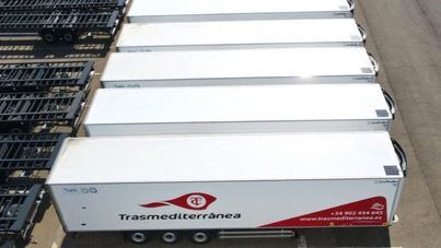 Hermes Logística renueva su flota de semirremolques frigoríficos y obtiene la certificación IFS