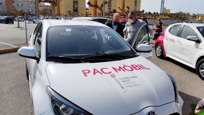 Atención Primaria de Mallorca incorpora nueve vehículos a su flota