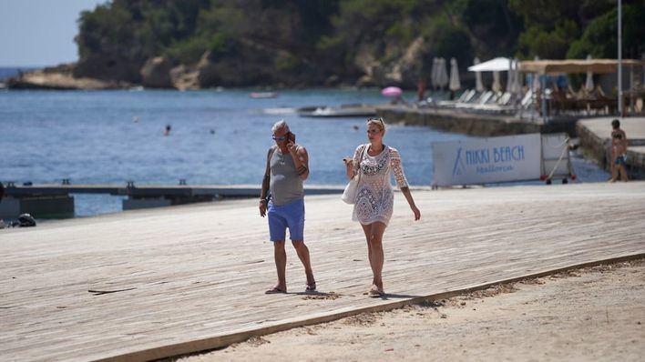 El Govern concede 400.000 euros a Calvià para remodelar el paseo marítimo de Magaluf