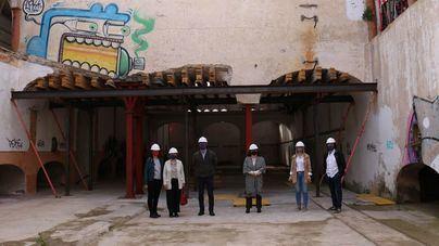 Felanitx propone al Consell efectuar visitas guiadas al edificio de es Sindicat