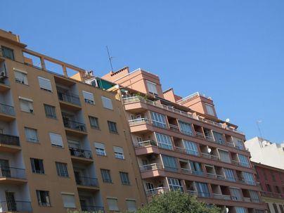 Baleares lidera la subida de la vivienda hasta marzo con un 4,8 por ciento