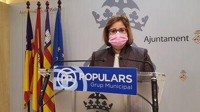 El PP critica la incongruencia de los partidos del Pacte por el censo de las calles de Palma