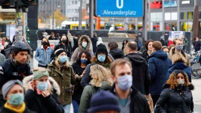 La incidencia de Covid en Alemania retrocede levemente