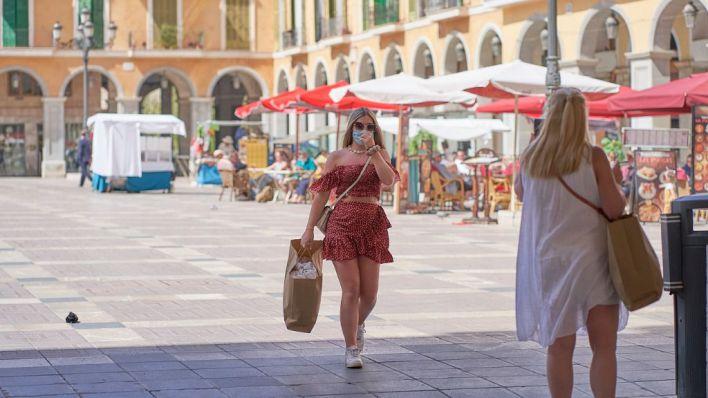 Sol y más calor este Jueves Santo en Baleares
