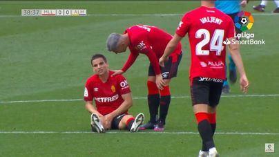 El Mallorca recibe este jueves al Leganés sin Ruiz de Galarreta y con Amath todavía renqueante