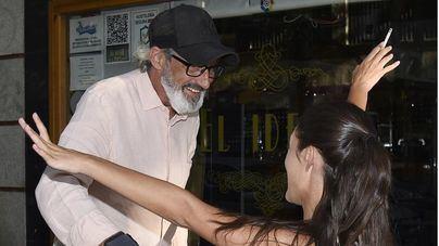 La Guardia Civil detiene al actor Micky Molina tras un altercado en el aeropuerto de Ibiza