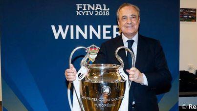 Florentino Pérez anuncia la convocatoria de elecciones en el Real Madrid