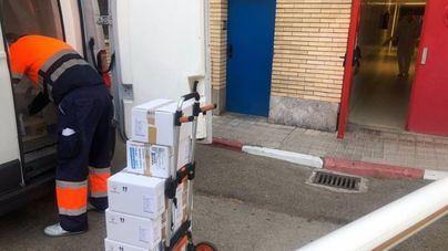 Baleares no recibirá hasta el martes las vacunas AstraZeneca que llegaron a España este jueves