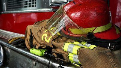 Hospitalizada una mujer tras un incendio en su vivienda de Son Oliva