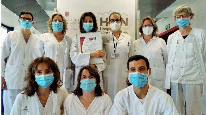 El Hospital de Inca suma otros dos certificados de calidad ISO