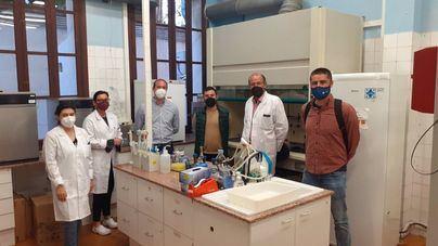 El laboratorio municipal colabora en un estudio para detectar la Covid en espacios interiores