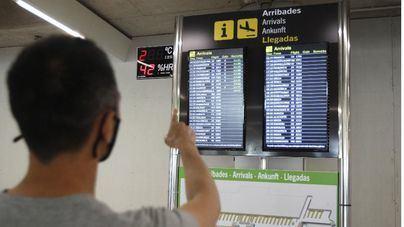 Baleares opera este sábado 258 vuelos, 39 de llegadas desde Alemania
