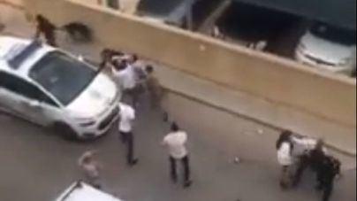 Brutal agresión de un grupo a dos policías locales en Cala Rajada