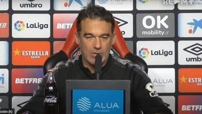 Luis García sobre el UD Las Palmas: 'Es un espectáculo de equipo'