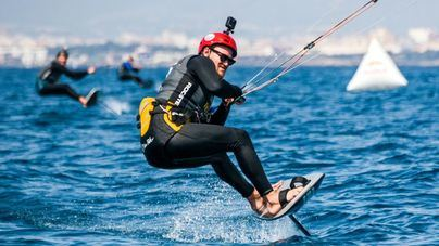 Denis Taradin domina en la 'Cutty Sark FKSS 2021 Mallorca'