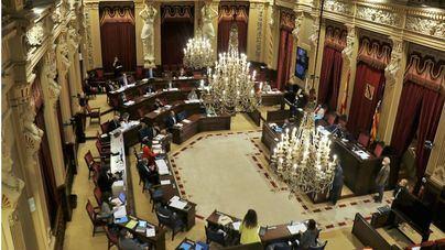 El Parlament no celebrará pleno pero debatirá sobre las pensiones en comisión