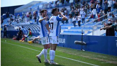 El Atlético Baleares arranca la segunda fase de la competición con victoria
