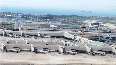 Los aeropuertos de Baleares registran esta Semana Santa un 60 por cien menos de vuelos que en 2019