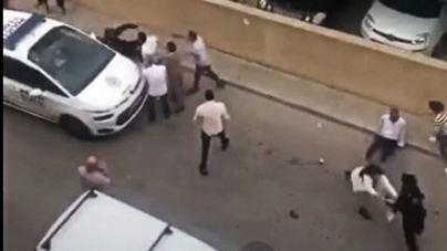 Se entregan dos de los implicados en la agresión a los policías locales de Cala Rajada