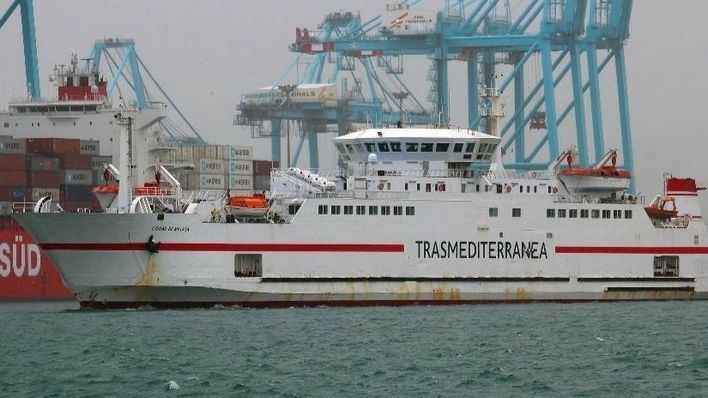 Naviera Armas Trasmediterránea repatría a 18.000 pasajeros desde Marruecos