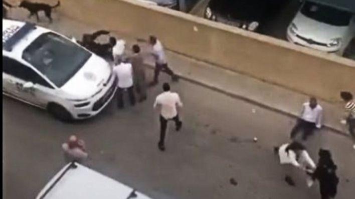 Pasan a disposición judicial los autores del altercado con la policía en Cala Rajada