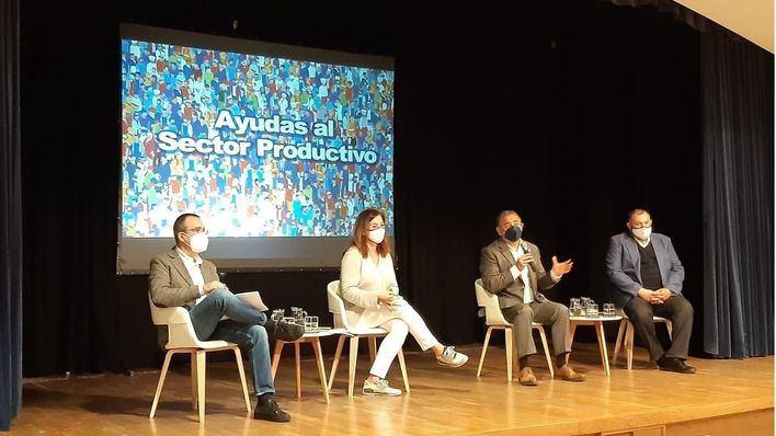 Calvià conoce y evalúa las ayudas del Gobierno al sector productivo