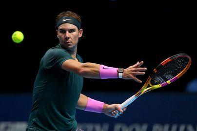 Rafa Nadal, Djokovic y Federer pelearán por el título en el Mutua Madrid Open