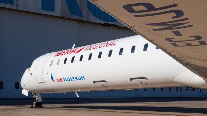 Air Nostrum incrementa su oferta de plazas y retoma rutas con Baleares