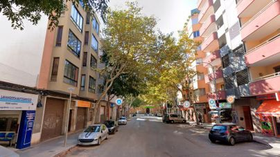 316.000 euros para las obras de la calle Arquebisbe Aspàreg, que une Pere Garau y Son Gotleu