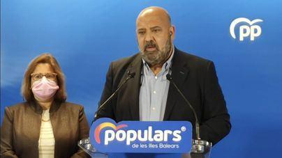 El PP denuncia los 'desmanes del ayuntamiento' con el comercio palmesano