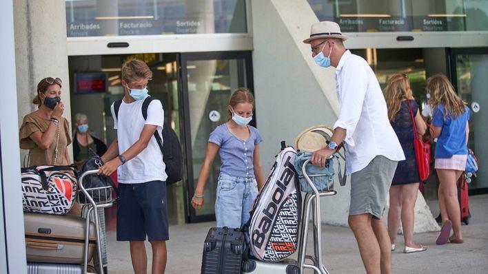Baleares, tercer destino nacional con más demanda este verano