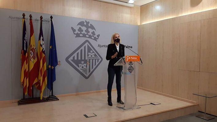 Cs Palma reclama a Emaya incentivar el reciclaje con rebajas en la tasa de basuras