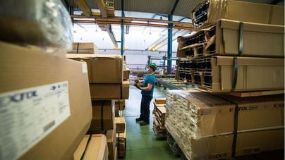 Baleares encabeza la caída de la producción industrial en febrero con un -14 por ciento
