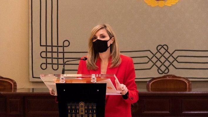Guasp niega desavenencias en Cs Baleares y afirma que cuenta con el apoyo del grupo parlamentario