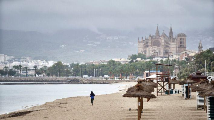 El tiempo en Mallorca: lluvia el sábado, cielos despejados el domingo