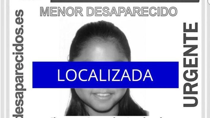 Localizada la menor de 13 años que había desaparecido el 3 de abril en Palma